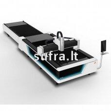 Atviro tipo lazerinės (fiber) metalo lakštų pjovimo staklės, E3015