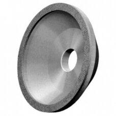 Deimantinis diskas įrankių galandinimui, forma 12A2 su 45°  kampu
