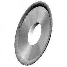 Deimantinis diskas įrankių galandinimui, forma 12R4