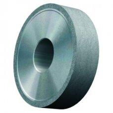 Deimantinis diskas įrankių galandinimui, forma 1A1