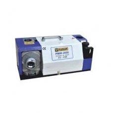 Grąžtų galandinimo staklės 3-20 mm, PMW-2000