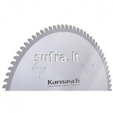Diskinė pjovimo freza su kietmetalio plokštelėmis, skirta lengvojo plieno ir plastiko pjovimui. Neutralus danties kampas