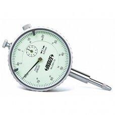 Laikrodinis indikatorius, padalos vertė 0,01 mm, INSIZE