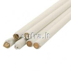 Lydmetalis su 25% sidabro padangtas apsauginiu fliusų, Ag25Sn, 2,0 mm x 500 mm