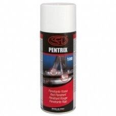 Raudonas mikro įtrūkių nustatymo purškalas, PENTRIX 100, 400 ml