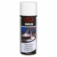 Baltas mikro įtūkimų nustatymo purškalas, RIVELEX 200, 400 ml