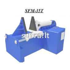 Sraigto segmentų gamybos įranga SFM-35T