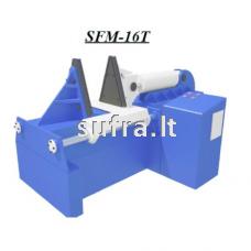 Sraigto segmentų gamybos įranga SFM-16T