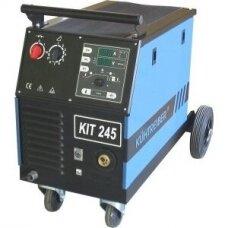 Suvirinimo pusautomatis KIT245, 195A, 380V (be degiklio)