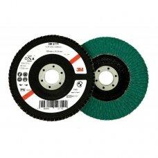 Žiedlapinis šlifavimo diskas 125mm  577F, 3M