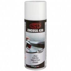 Šviesus šalto cinkavimo purškalas, ZINCOSIL 430, 400 ml